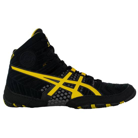 Dan Gable Ultimate 4 Black Yellow