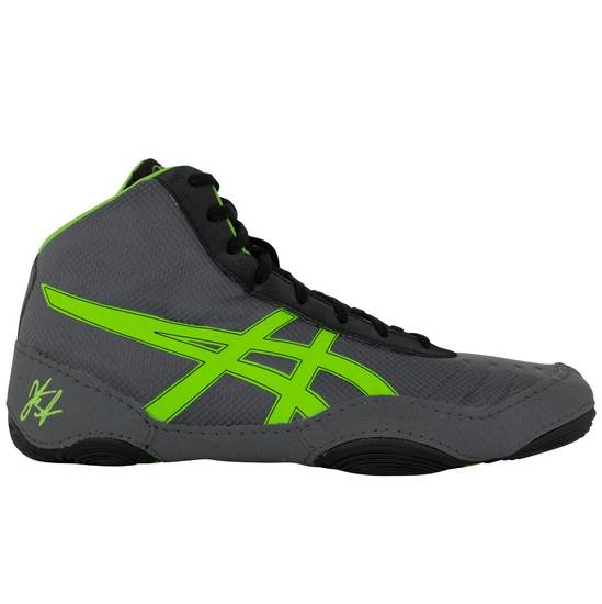 JB Elite V2 Grey Green Black