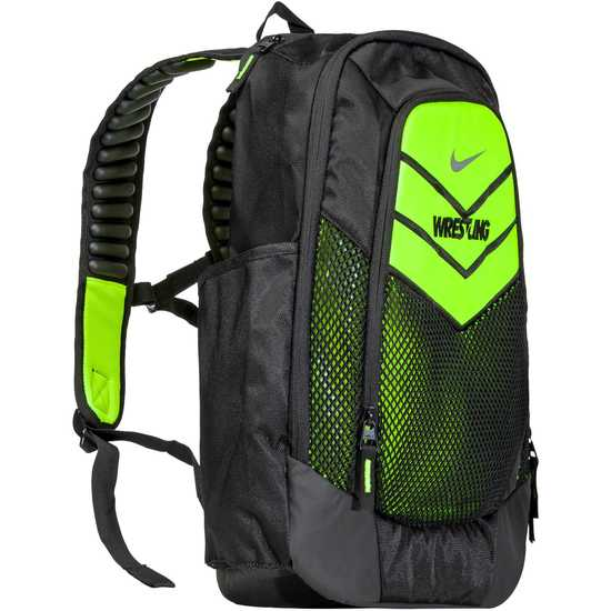 Nike Vapor Power Backpack-Black-Yellow