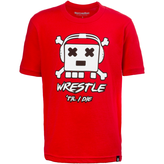 WrestlingMart Youth Jolly Tee