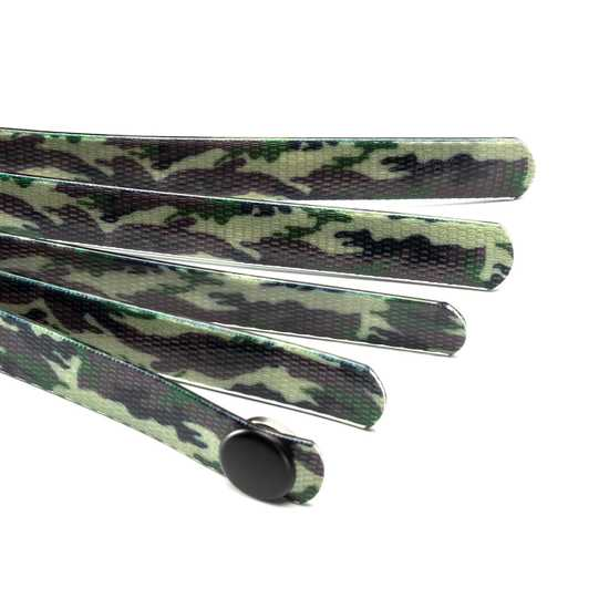 WrestlingMart Limited Edition Straps-Green Camo