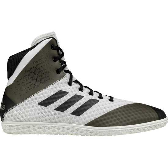 Adidas Mat Wizard 4 White Black