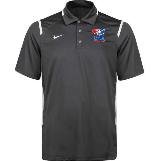 NK Mens USAWR Team Game Day Polo
