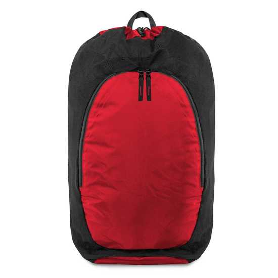 ASICS Gear Bag 2 Red Black