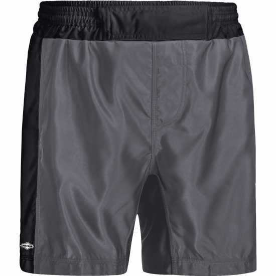 MM #SFS100-2 Fight Shorts Dark Grey/Black