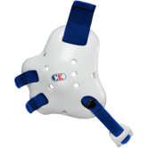 Cliff Keen Fusion Headgear  white royal-blue main