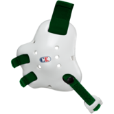 Cliff Keen Fusion Headgear  white dark-green main