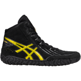 ASICS Aggressor 3 BLACK GOLD  black gold main