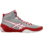 ASICS Dan Gable EVO Grey  grey white red main